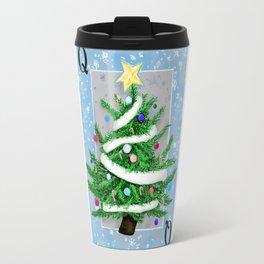 Christmas Tree Queen Travel Mug