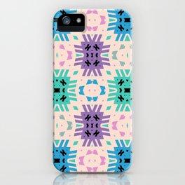 Southwest Summer Bold iPhone Case