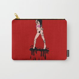 Ink girl Carry-All Pouch