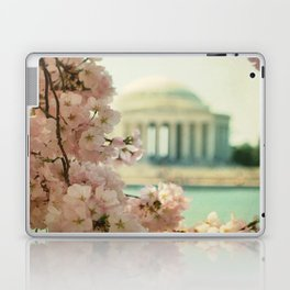 DC Cherry Blossoms Laptop & iPad Skin