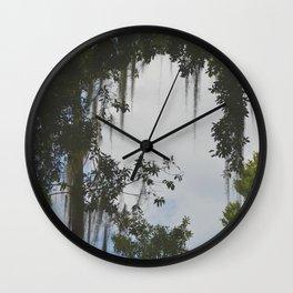 rip vine Wall Clock