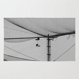 Hanging Sneakers Rug