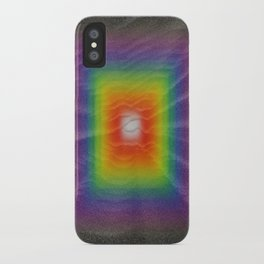 Beneath the Black Sands iPhone Case