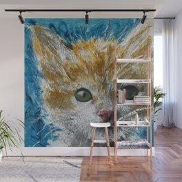 Lexi Cat Wall Mural