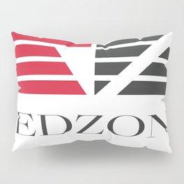 Redzone Music Pillow Sham