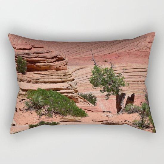 Zion - II Rectangular Pillow