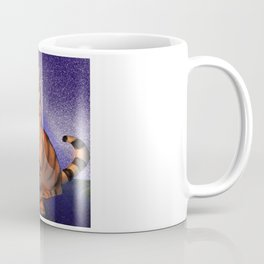 Tiger -A Circus Star Coffee Mug