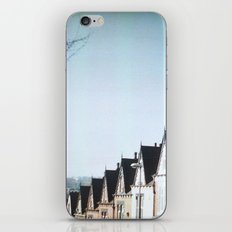 Terrace Houses iPhone & iPod Skin