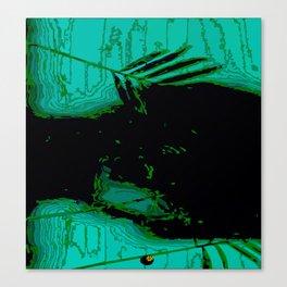 """SHODOW"" Canvas Print"