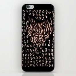 Eldritch Wendigo iPhone Skin