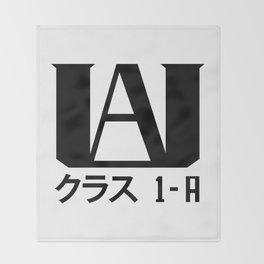 U.A. High (My Hero Academia) Throw Blanket