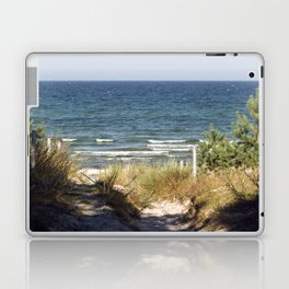 Sand Dune on the Isle of Ruegen Laptop & iPad Skin