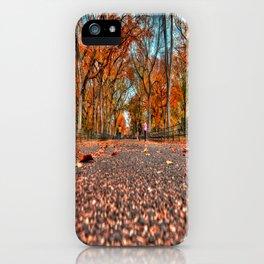 Otoño iPhone Case