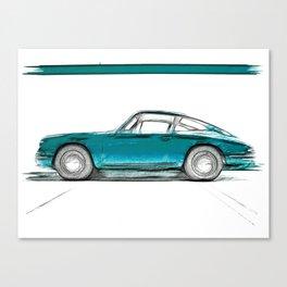 Porsche 911 / V Canvas Print