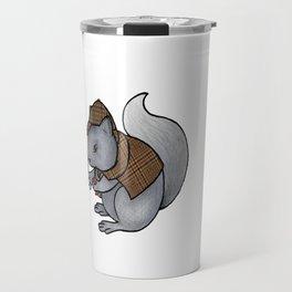 Squirrel-lock Holmes Travel Mug