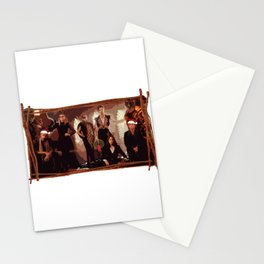 Questers HolidayF Stationery Cards