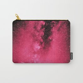 Desert Night Sky Magenta Pink Carry-All Pouch