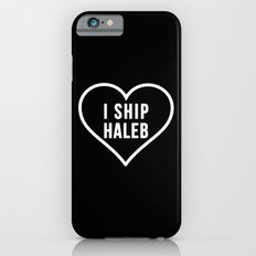 HALEB Slim Case iPhone 6s