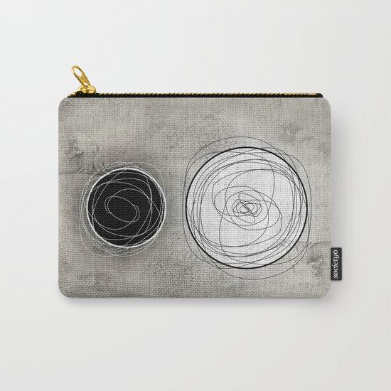 BFF-B&W Carry-All Pouch