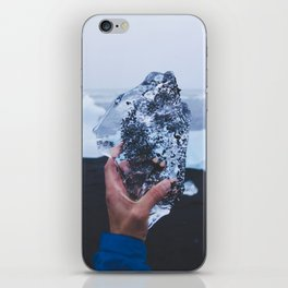 A Heart as Cold as Ice iPhone Skin