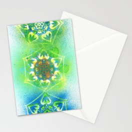 Chakra 5 Stationery Cards