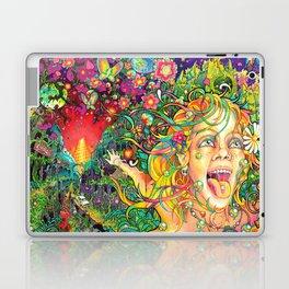 Eurydice in the Underworld (LSD) Laptop & iPad Skin
