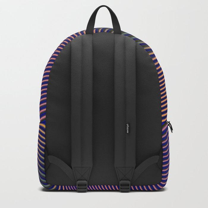 Fancy Curves II Backpack