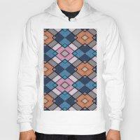 luke hemmings Hoodies featuring Pattern LUKE by MehrFarbeimLeben