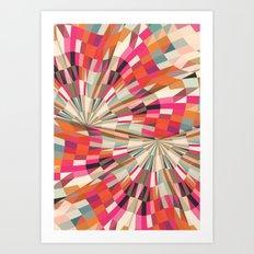 Convoke Art Print