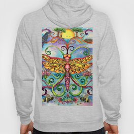 Summer of the Dragonfly Hoody