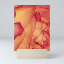 Rosie petals Mini Art Print