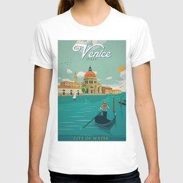 Vintage poster - Venice T-shirt