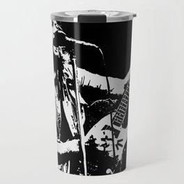 Ed. Vedder. Sharpie Art Travel Mug