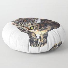 Kitty Cat Chili Floor Pillow