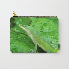 Mr. Lizard is Watching You Carry-All Pouch