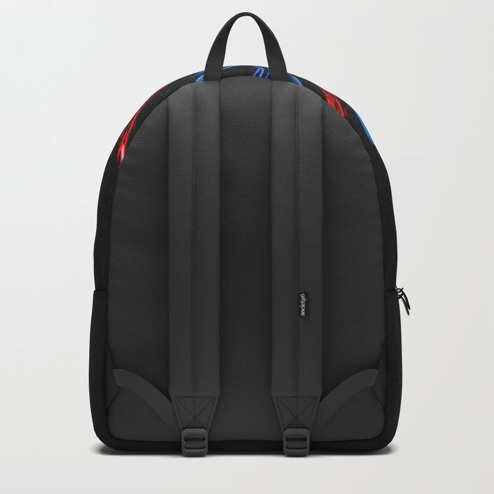 Abstract Perfection - Spectrum Backpack