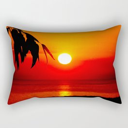 Dawn in the South second Rectangular Pillow