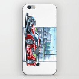 Nissan DPi Concept iPhone Skin