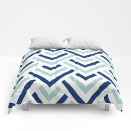 Barbados blue Comforters