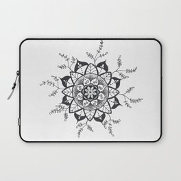 Mandala in Nature Laptop Sleeve