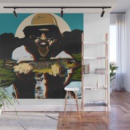 Master baiter Wall Mural
