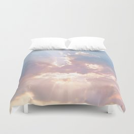 Sun Beams Duvet Cover