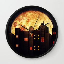 Tell Me a Story... Wall Clock