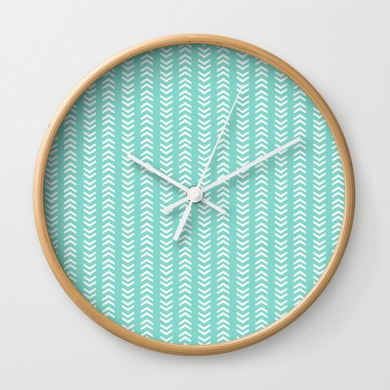 THIS WAY - OR THAT WAY? Wall Clock