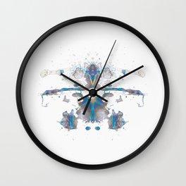 Inkdala LIV Wall Clock
