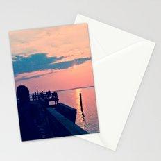 Tide Pier Stationery Cards