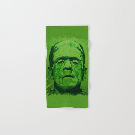 the creature (original) Hand & Bath Towel