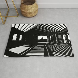 Shadows and Light Rug