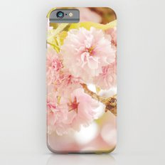 Pink Flower Photography   Shabby Chic Blossoms Slim Case iPhone 6s