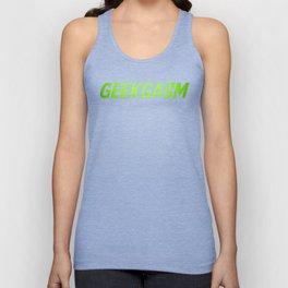 Geekgasm Unisex Tank Top
